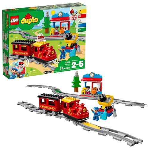 Lego Duplo 10874 Pociąg Parowy Kup Klocki Doceń Potęgę Klocków