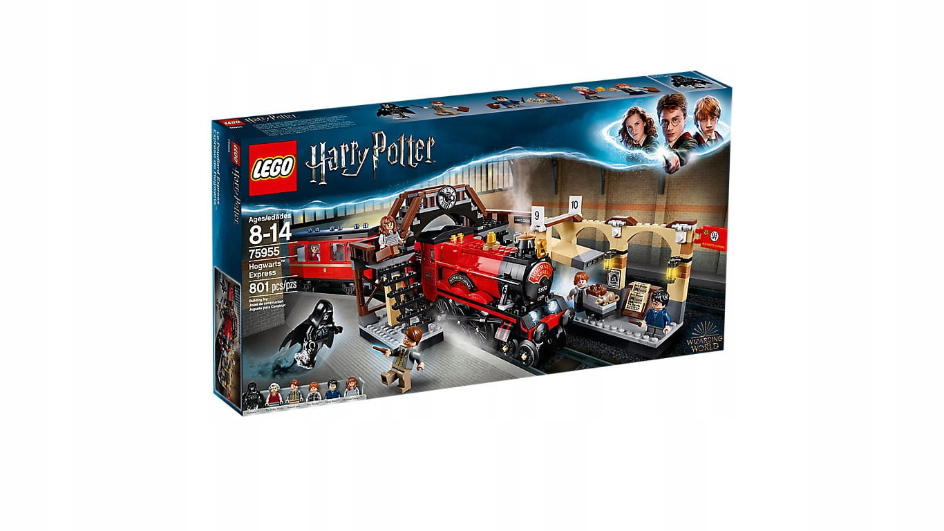 LEGO HARRY POTTER 75955 Ekspres do Hogwartu HIT